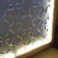 壁纸-环保装饰材料-防火板-装饰线板-立体背景墙