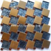 JSMC162金属+金箔混合马赛克