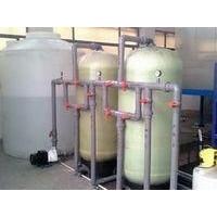 山东格瑞水务自动水软化器 全自动钠离子交换器