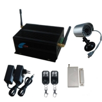 3G视频监控系统 最新家庭防盗产品