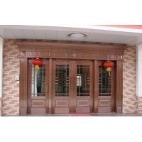重庆铜门供应|重庆别墅铜门加工|重庆铜门价格