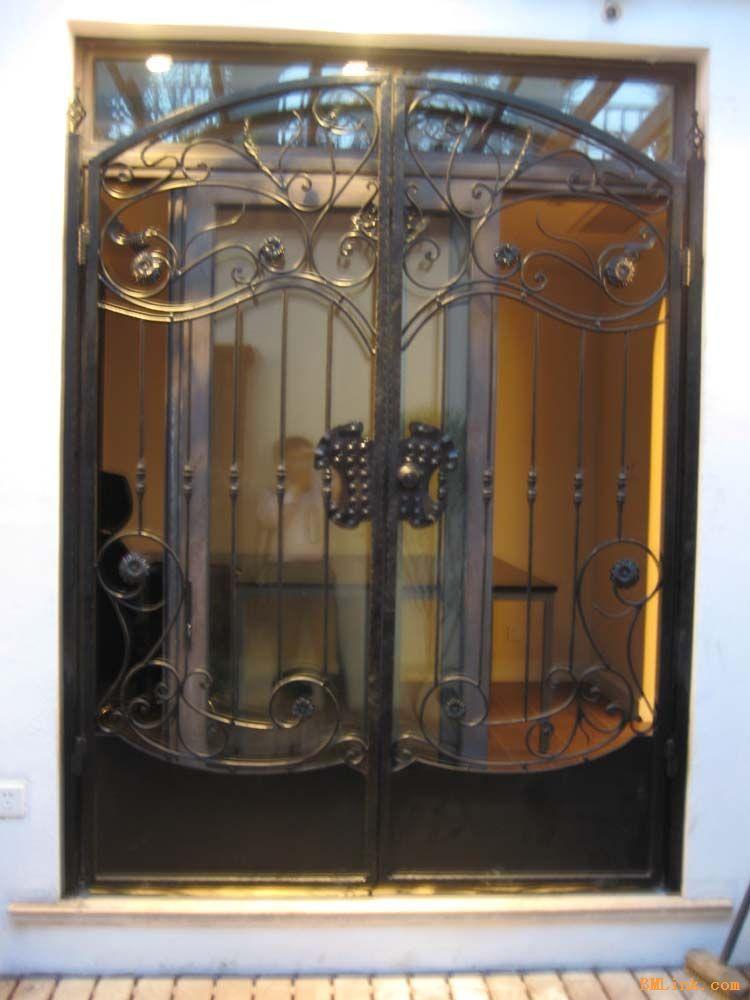 铁艺防盗门
