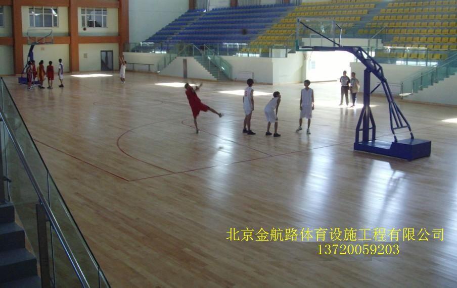室内篮球场(图)