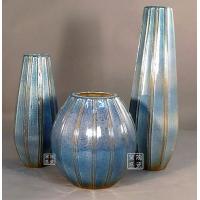 供应景德镇窑盛陶瓷现代陶艺花插、居家摆件饰品、店铺开张