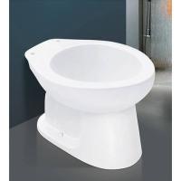 中国潮州建筑建材陶瓷卫浴洁具直落斜冲式坐便器