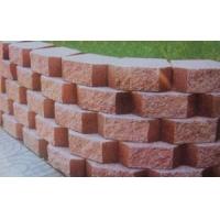 镶嵌式挡土砖