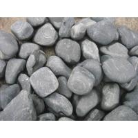 天然黑色鹅卵石