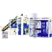 三利顶尖砌块成型机/全自动砌块机设备