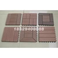 西安塑木地板厂家 西安木塑地板