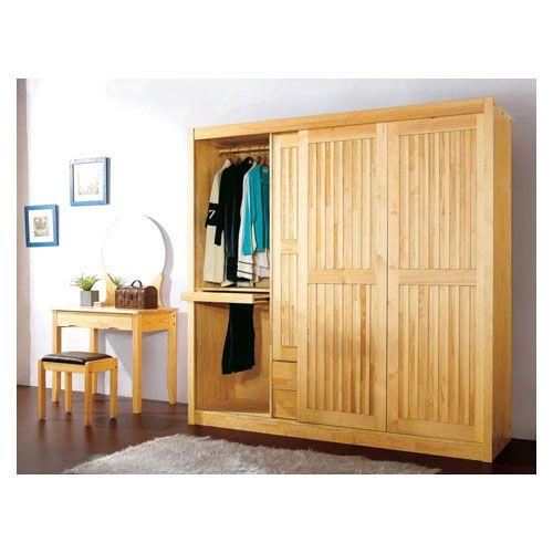 e1级实木衣柜4