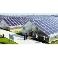 太阳能发电大棚|太阳能光伏蔬菜大棚-华天光伏蔬菜大棚