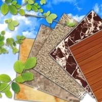 成都仿大理石板材,无机预涂板,氟碳装饰板,UV防火板