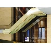 自动扶梯外包装饰