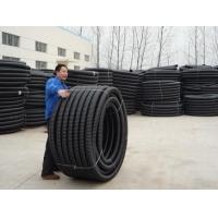 HDPE单壁螺旋管 碳素管 碳素管波纹管