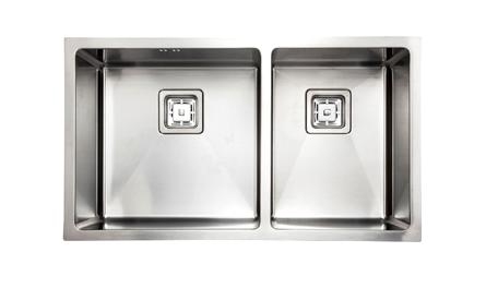 成都-九牧卫浴-不锈钢水槽-06069