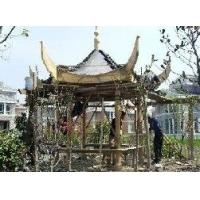 甘肅防腐木  蘭州橋梁設計  專業廠家魯鑫景觀木業