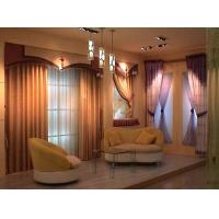 欧式客厅窗帘