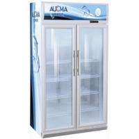 成都超市专用冷藏展示柜 澳柯玛冷藏保鲜柜 成吉润推荐品牌