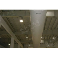 供应安装简易纤维布风管