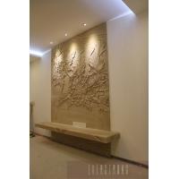 澳洲砂岩电视浮雕背景墙
