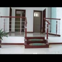 南京钢木楼梯-鑫丰楼梯-钢结构楼梯-XF-A010