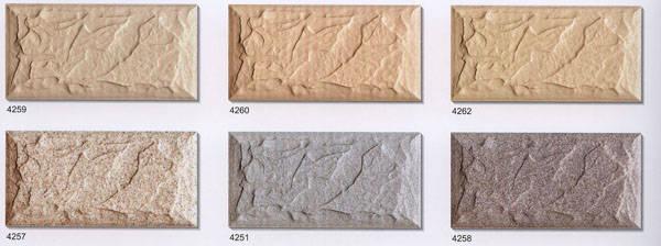 恒达陶瓷-外墙砖-立体文化石系列
