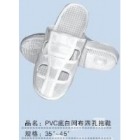 防静电PVC硬底靴 防静电四孔鞋 防静电网眼鞋 防静电布鞋