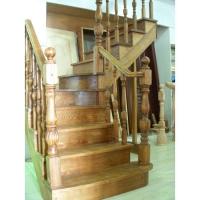南京楼梯-实木楼梯-南京高升楼梯