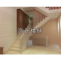 南京实木楼梯-高升楼梯-GS-SM014