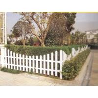PVC护草护栏