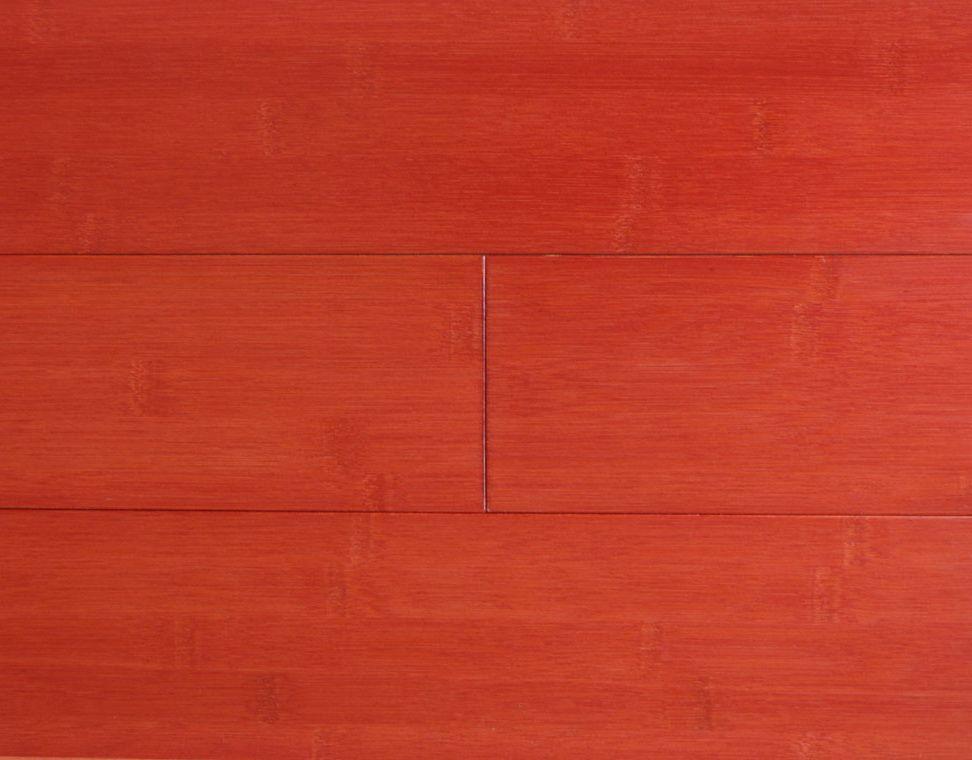 绝中色_平压彩竹系列 桔黄(哑光)散节 中色 1025x129x17mm