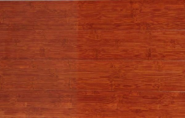 绝中色_平压彩竹系列 花梨红(哑光)散节 中色 1025x129x17mm