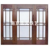 南京仿铜门-金元铁艺-仿铜门