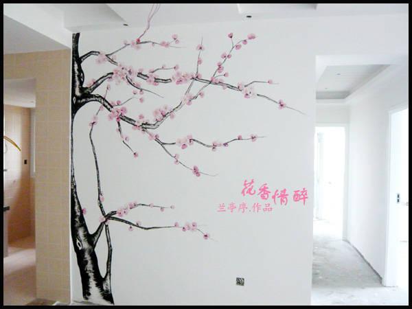 墙体彩绘 - 彩韵墙体彩绘 - 九正建材网(中国建材第一