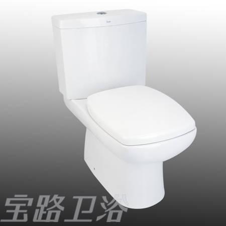宝路卫浴陶瓷-洁具-墙排座便器-座便器