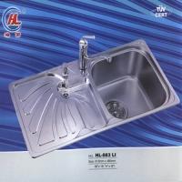 哈劳水槽(河北石家庄厨柜|橱柜|整体厨房)