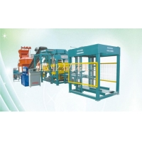 厂家直销广州全自动液压砖机|新疆水泥砖机|广州贸易出口机械