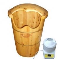 香柏木熏蒸桶、蒸足桶