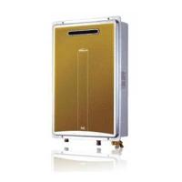 日照热水器--户外式燃气热水器