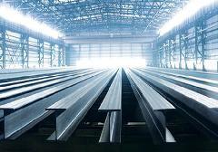高铁站台雨棚檩条用高频焊接h型钢