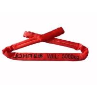 柔性吊带起重吊带—保护套由特制双层耐磨套管对接成环形