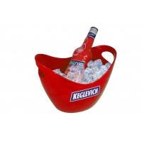 福州PC塑料冰桶供应 KTV酒吧专用冰桶定做 福州KTV用品