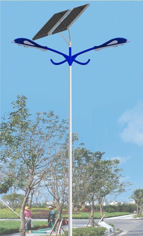 太阳能路灯安装具体步骤