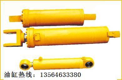 三一-sy420-sy460挖掘机液压油缸/活塞杆/缸筒图片