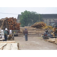 昆山加工木材