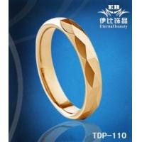 伊比钨钢首饰生产,精致钨金指环批发,外贸欧美日韩饰品,礼物