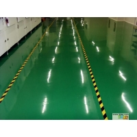环氧树脂地坪漆、地坪漆材料、工业地板、厂房地坪材料