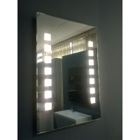 LED浴室防雾镜 HOS7080