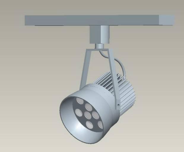 LED轨道灯 明天之光