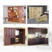 实木橱柜、实木衣柜、实木书柜、护墙板、实木酒柜
